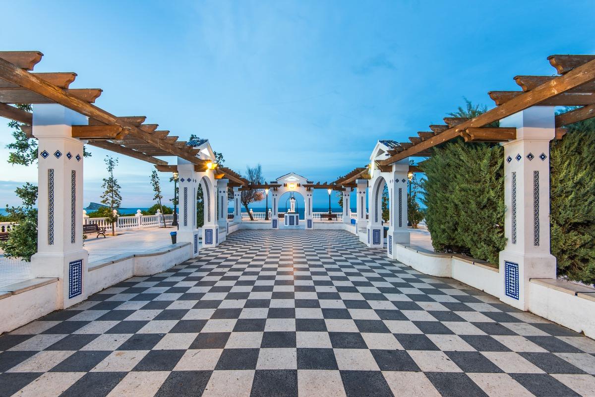 Balcón del Mediterráneo en Benidorm