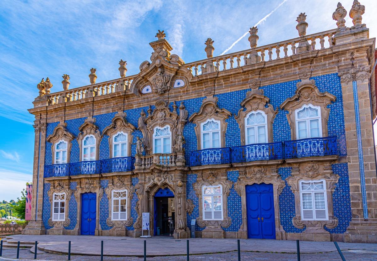 Palacio de Raio en Braga Portugal