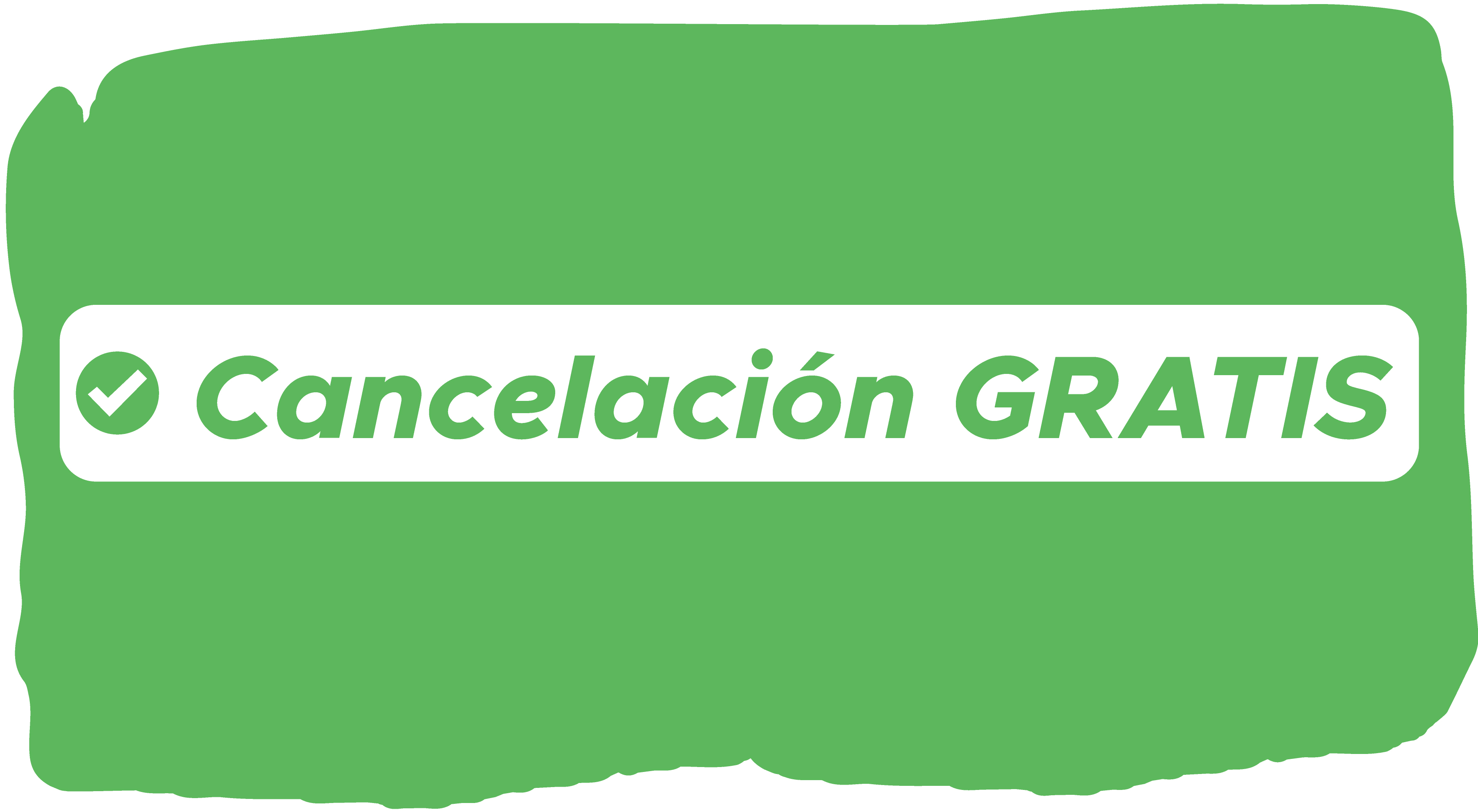 Cancelación Gratis
